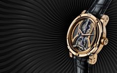 Which of these four watches would you choose? For me, it is the Tourbillon Rosetta Stone - from Louis Moinet.