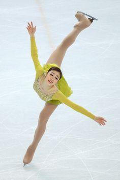 Kim Yuna - Short Program - Sochi 2014