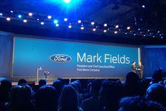 """미국 자동차업체 포드가 미국 현지시각으로 1월6일 '국제소비자가전박람회(CES) 2015'에 참석해 자동차를 활용한 공유경제 모델을 발표했다. 마크 필드 포드 CEO는 라스베거스 베네치안호텔에서 열린 포드의 CES 2015 개막 첫날 기조연설에서 """"우리는 더 나은 제품을 만들 것만을 주문한 것이 아니라 인간에 더 나은 삶을 제공할 혁신을 주문했다""""라고 말했다. 포드가 바라보는 자동차산업의 혁신과 미래는 '공유'에 있다. 자동차로 꿈꾸는 포드의 공유경제…"""
