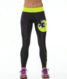 d1f9b6d1852 New 2017 Women Sportswear Yoga Pants Skinny High Waist Elastic Fitness Yoga  Tights Sports Leggings Women Yoga Clothing