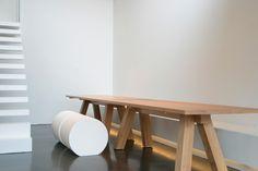Lens table - design by Bart Lens