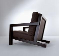 A beautiful Poltrona BD 21 - Bartoli Design | Laura Meroni