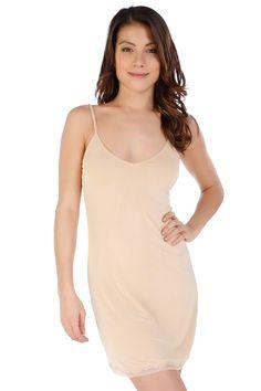 Fond de robe unie, Du S au XL