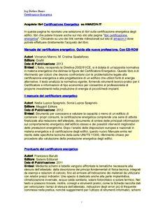 libri-certificazione-energetica by stefano basso via Slideshare