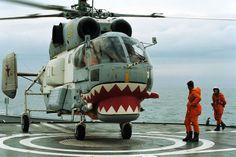Ka-27 Russian Navy