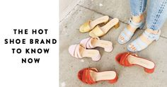 This Instagram Shoe Tribe Will Switch On Your Summer Sandal Feelings www.whowhatwear.c...