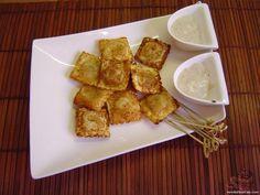 Raviolis fritos | La cocinita de Marisalas