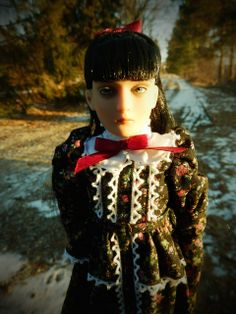 """""""Hello, I'm Agnes"""" Agnes Dreary by Tonner Dolls"""