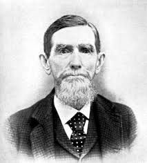 Captain Joseph Tivy.Born in 1818 in Canada, grew up in New York, and came to Texas in 1837 as a surveyor. Served as a Texas Ranger under Jack Hays in 1844,  Served as Kerrville's first mayor in 1889.  Gave the city land to establish a public school.