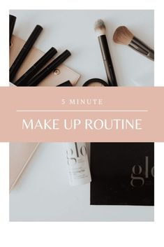 Easy Back to School 5 Minute Makeup Routine