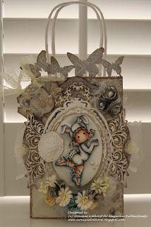 Sweet Bunny Tilda! - Monique Lokhorst Designs