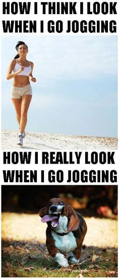 No more jogging ...