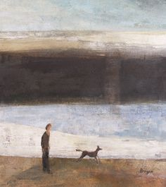Came across David Brayne a couple of years ago. I adore the contexts of his paintings. I also love his use of colour to create atmosphere