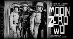 The Black Box Club: CATHERINE SCHELL: MOON ZERO TWO: HAMMER FILMS REVIEW AND STILLS GALLERY