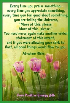 Abraham-Hicks ..*