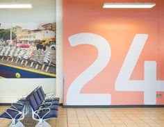 London Luton Airport Branding by Ico Design | Inspiration Grid | Design Inspiration