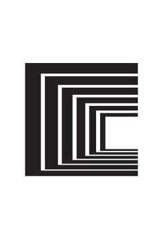 Unknown Artist via pentagram.com. I like this logo because whichever way you look at it, there will always be depth.