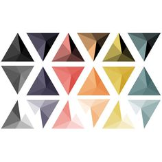 Abstract Triangle Studs Clipart Geometric Digital Clip Art (19 RON) ❤ liked on Polyvore featuring home, home decor, wall art, fillers, backgrounds, borders, phrase, picture frame, quotes and saying