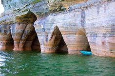 Pictured Rocks, Upper Peninsula Michigan
