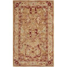 Found it at Wayfair - Anatolia Area Rug for master floor