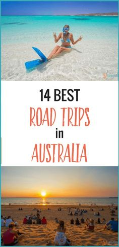 Planning to visit Australia? The best way to see this vast country is on a road trip. Here are 14 of the best road trips in Australia for your bucket list | #Adventure #Explore #Discover #Travel #TravelTips #BestTravelTips #Getaway
