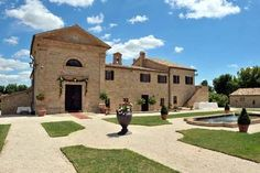 Luxury country house for sale in a magic setting in Le Marche Italy #italianproperties