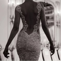 Jaw dropper must have gown wedding gown. This body... mmmm #weddingideas