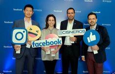 Facebook y Cisneros Interactive firman alianza para América Latina, incluyendo Ecuador