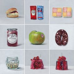 Joel Penkman - British Food Series