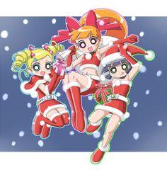Tags: Power Puff Girls Z, Goutokuji Miyako, Matsubara Kaoru, Akatsutsumi Momoko, cckk