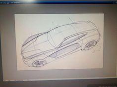 F Sketch by Jun Kim
