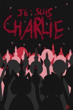 Je suis Charlie by Ike-SCD on DeviantArt