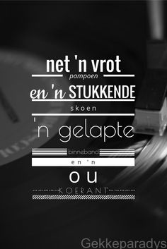 vrot Afrikaanse Quotes, English Quotes, Qoutes, Facts, Rock, Motivation, Sayings, Friends, Words