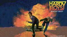 Hardy Boys Casefiles #1 Dead on Target Wallpaper