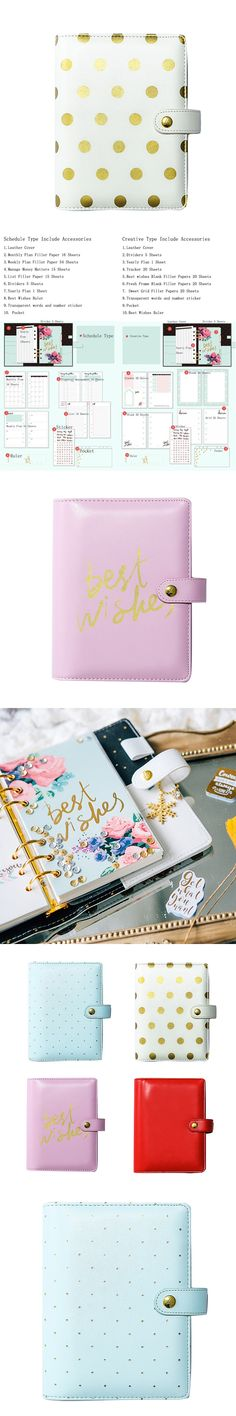 Lovedoki Winter Series School Notebook Personal Diary Planner Cute Dokibook Daily 2018 Agenda Organizer Gifts Stationery A5a6a7