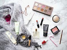 The Winter Beauty Edit | Jasmine Talks Beauty #bblogger #bbloggers #beauty #beautyblogger #makeup #makeupaddict #flatlay #winter #essie #skincare #nars #zoeva #cocoablend #nars #nuxe #toofaced #lanolips #pixibeauty #bobbibrown #maccosmetics
