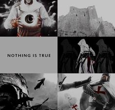 Nada es verdad... #AssassinsCreed #SomosAsesinos #assassinscreed #assassins #ubisoft #assassinscreedmovie #aguilardenerha #assassinscreed #assassins #creed #assassin #ac #assassinscreeed2 #assassinscreedbrotherhood #assassinscreedrevelations #assassinscreed3 #assassinscreedblackflag #assassinscreedrogue #assassinscreedunity #assassinscreedsyndicate #altairibnlaahad #ezioauditore #connorkenway #edwardkenway #arnodorian #jacobfrye #eviefrye #pc #xbox #playstation