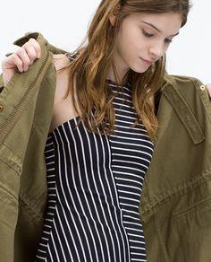 ZARA - WOMAN - STRAPPY DRESS