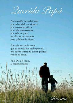 Querido papá