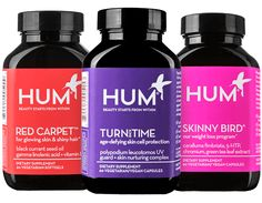 HUM vitamins, Skin Probiotic and more! Vegan, Natural, Clean! Use referral code 13D780 for $10 off!