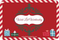 The Nerdy Girlie: Wish List Wednesday: Nerd on the Run