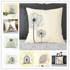 Venda quente zakka barato fino linho almofada / travesseiro ( não incluindo interior / de / enchimento ) para sofá / home decoração / café / em Almofadas de Em casa, Kitchen & Jardim no AliExpress.com | Alibaba Group