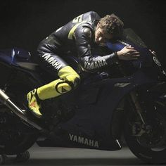 VR46..one with his machine ♡
