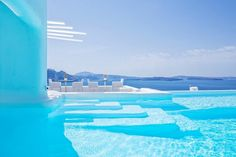 Top 20 Most Beautiful Hotel Swimming Pools in the World 2015: Canaves Oia Hotel Suites – Greece