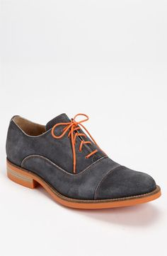 Various Styles Men Aldo Suede Oxford Orange - G3F5849237
