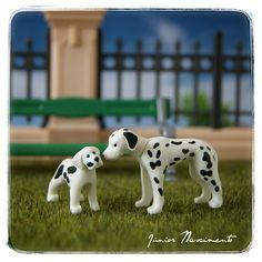 101 Dálmatas #Playmobil #Art #Cult #Rio #Brasil #EUTONANUVEM #VejaRio #RevistaOGlobo #RevistaDaTV #Verão #Dog #Ruas #Família #Happy #Love #Carinho #Dálmatas #101Dálmatas #Ternura #Playmo #SunnyBrinquedos #ILovePlaymobil #Playbrasilmobil #Selfieplaymo #PlaymoRubio #Disney