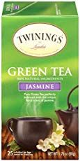 Twinings of London Jasmine Green Tea Bags, 25 Count (Pack of Pure Green Tea, Jasmine Green Tea, Arizona Green Teas, Cleanse Your Liver, Green Tea Bags, Cinnamon Tea, Best Coffee Maker, Matcha Green Tea, Shake Recipes