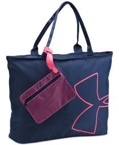 a93edf24ffd7 Under Armour Big Logo Tote Bag Women - Women s Brands - Macy s