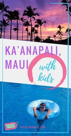 Kaanapali, Maui with Kids. This is a bucketlist luxury family travel destination… Kaanapali, Maui with Kids. This is a bucketlist Beach Vacation Tips, Family Vacation Destinations, Hawaii Vacation, Vacation Trips, Travel Destinations, Vacation Ideas, Beach Tips, Dream Vacations, Kauai