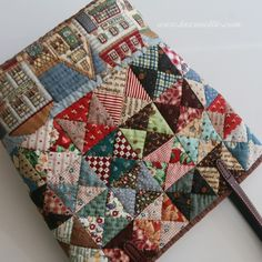 Patchwork Bags, Quilted Bag, Japanese Bag, Fabric Bags, Small Quilts, Pattern Fashion, Fashion Bags, Quilt Patterns, Purses And Bags